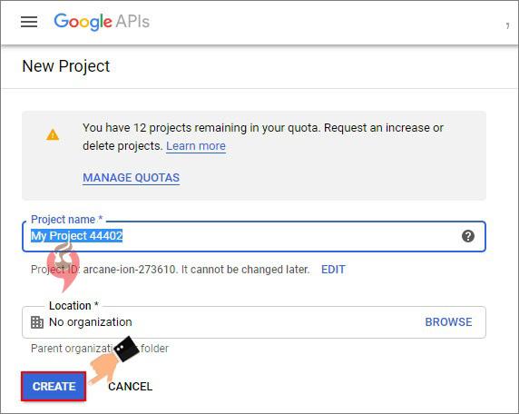 4google - آموزش فعالسازی عضویت و ورود در وردپرس توسط اکانت گوگل
